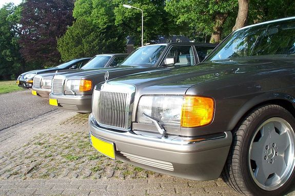 Another MB560SEL 1987 Mercedes-Benz S-Class post... - 7065595