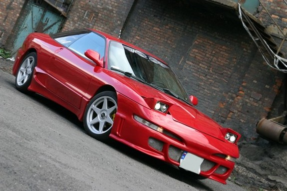 Thebestacars 1993 Ford Probe 21407910045 Large