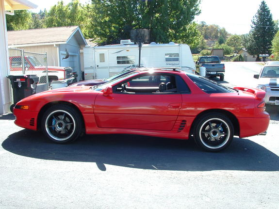 CurtisNelson 1992 Mitsubishi 3000GT Specs s
