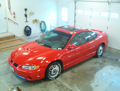 masterchief9615 2001 pontiac grand prix specs photos modification info at cardomain cardomain