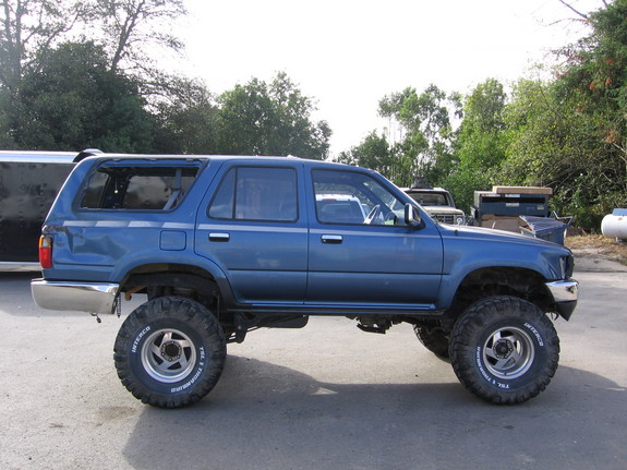jelly-21176 1991 Toyota 4Runner