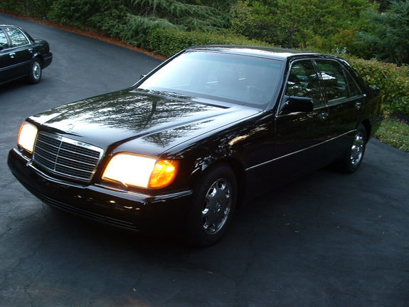 Another bmw540i-R 1993 Mercedes-Benz S-Class post... - 7070042