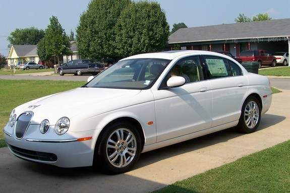 Jaguar s type horsepower