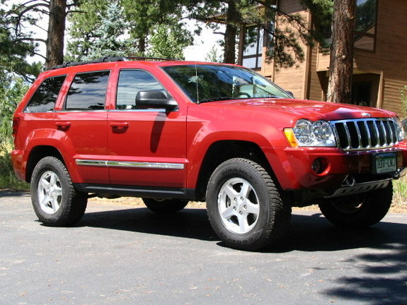Colo4wheeler's 2005 Jeep Grand Cherokee