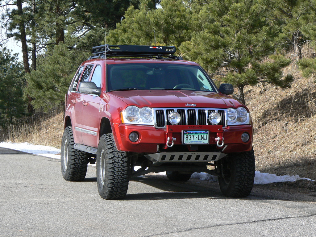 colo4wheeler 2005 jeep grand cherokee specs photos modification info at cardomain. Black Bedroom Furniture Sets. Home Design Ideas