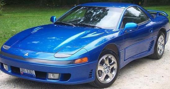 Vr4king91 1993 Mitsubishi 3000GT Specs, Photos, Modification Info at
