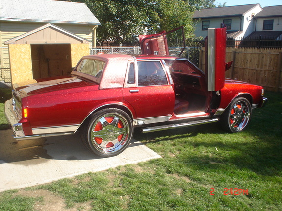 Another chanelygirl 1989 Chevrolet Caprice post... - 7072390