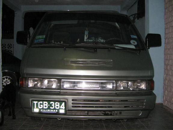 Another trudis 1993 Nissan Vanette post... - 6363814