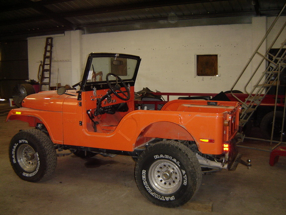 seitzcj's 1974 Jeep CJ5