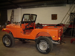 seitzcj 1974 Jeep CJ5