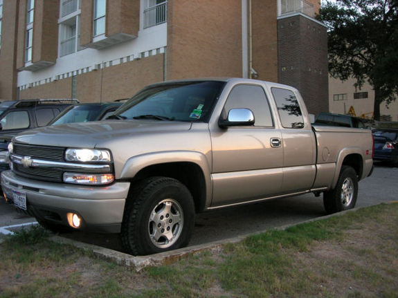 wantedwrx 2001 chevrolet silverado 1500 regular cab specs photos modification info at cardomain. Black Bedroom Furniture Sets. Home Design Ideas
