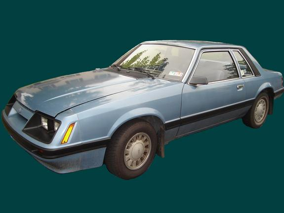 Another Grayskies88 1986 Ford Mustang post... - 7137551
