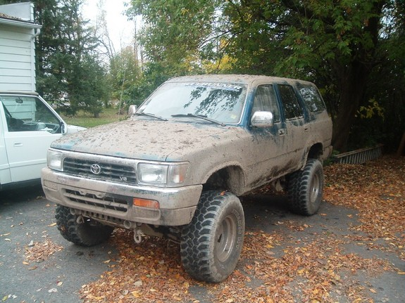 Another bleurunner93 1993 Toyota 4Runner post... - 7077640