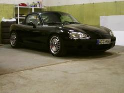 TurboSandros 1999 Mazda Miata MX-5