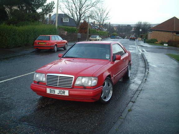 Another lorduknow 1995 Mercedes-Benz E-Class post... - 7079685