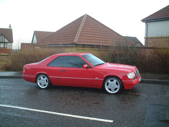 Another lorduknow 1995 Mercedes-Benz E-Class post... - 7079686