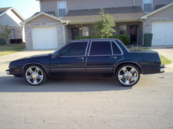 Medium on 1989 Buick Lesabre Limited Coupe