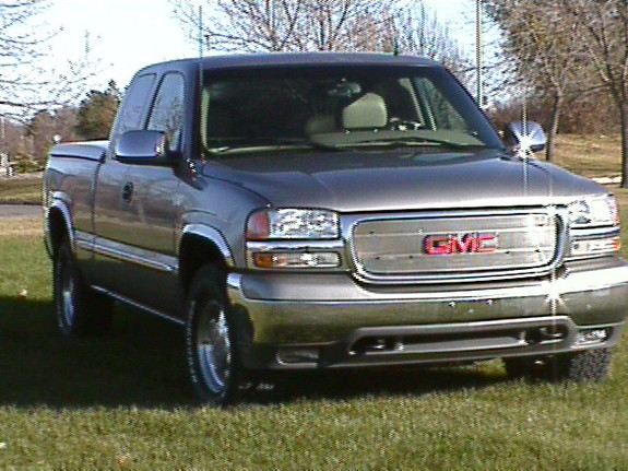 16 sierra 2001 gmc sierra 1500 regular cab specs photos modification info at cardomain. Black Bedroom Furniture Sets. Home Design Ideas