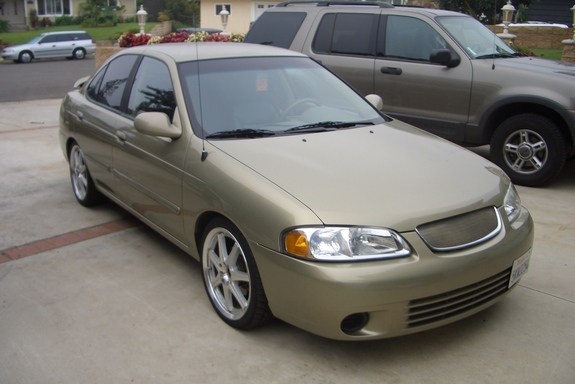 Ch1no12s 2002 Nissan Sentra Specs Photos Modification