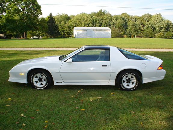 Toyota Auto Parts >> xjcamaro89 1989 Chevrolet Camaro Specs, Photos ...