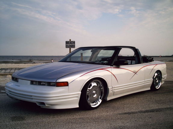SLAMDIT's 1994 Oldsmobile Cutlass Supreme