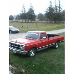 Johnny_Blazze 1990 Dodge Ram 1500 Regular Cab