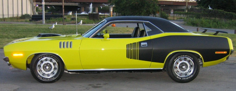 hemi_pwr 1971 Plymouth Barracuda Specs, Photos, Modification