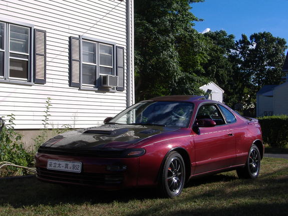 Another 1992celicagts 1992 Toyota Celica post... - 7114446
