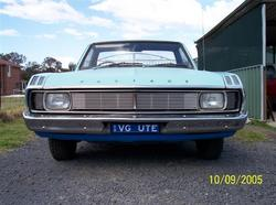 sbadman 1971 Chrysler Valiant