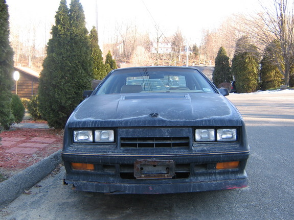 moparturbo9 1986 Chrysler Laser 7112038