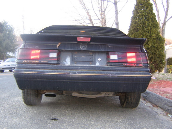 moparturbo9 1986 Chrysler Laser 7112039