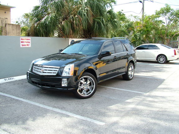 armored wrath 2006 cadillac srx specs photos. Black Bedroom Furniture Sets. Home Design Ideas