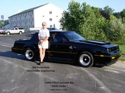 hurstolds83 1985 Oldsmobile 442
