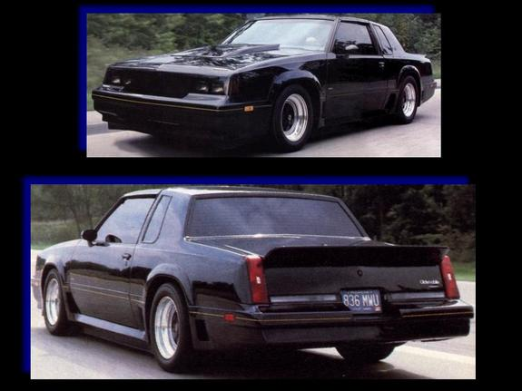 Another hurstolds83 1985 Oldsmobile 442 post... - 7090365