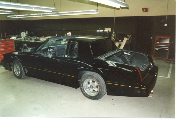 Another hurstolds83 1985 Oldsmobile 442 post... - 7090371