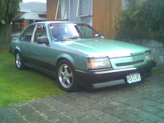 hstlvc 1981 Holden Commodore