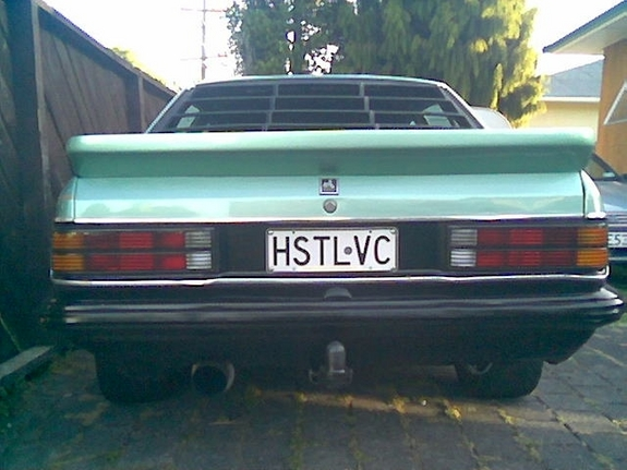 Another hstlvc 1981 Holden Commodore post... - 7090079