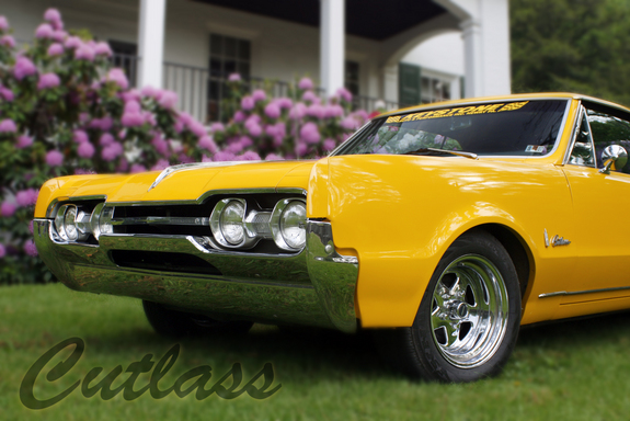 Another evil57 1967 Oldsmobile Cutlass post... - 7425127