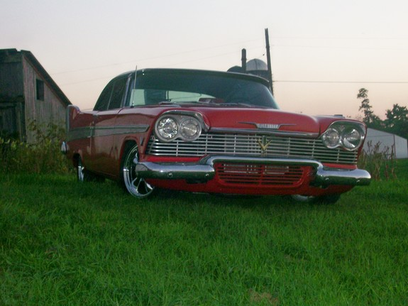 Another evil57 1957 Plymouth Belvedere post... - 7123997