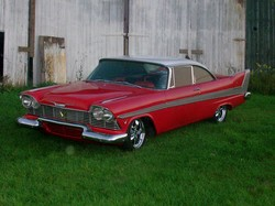 evil57 1957 Plymouth Belvedere