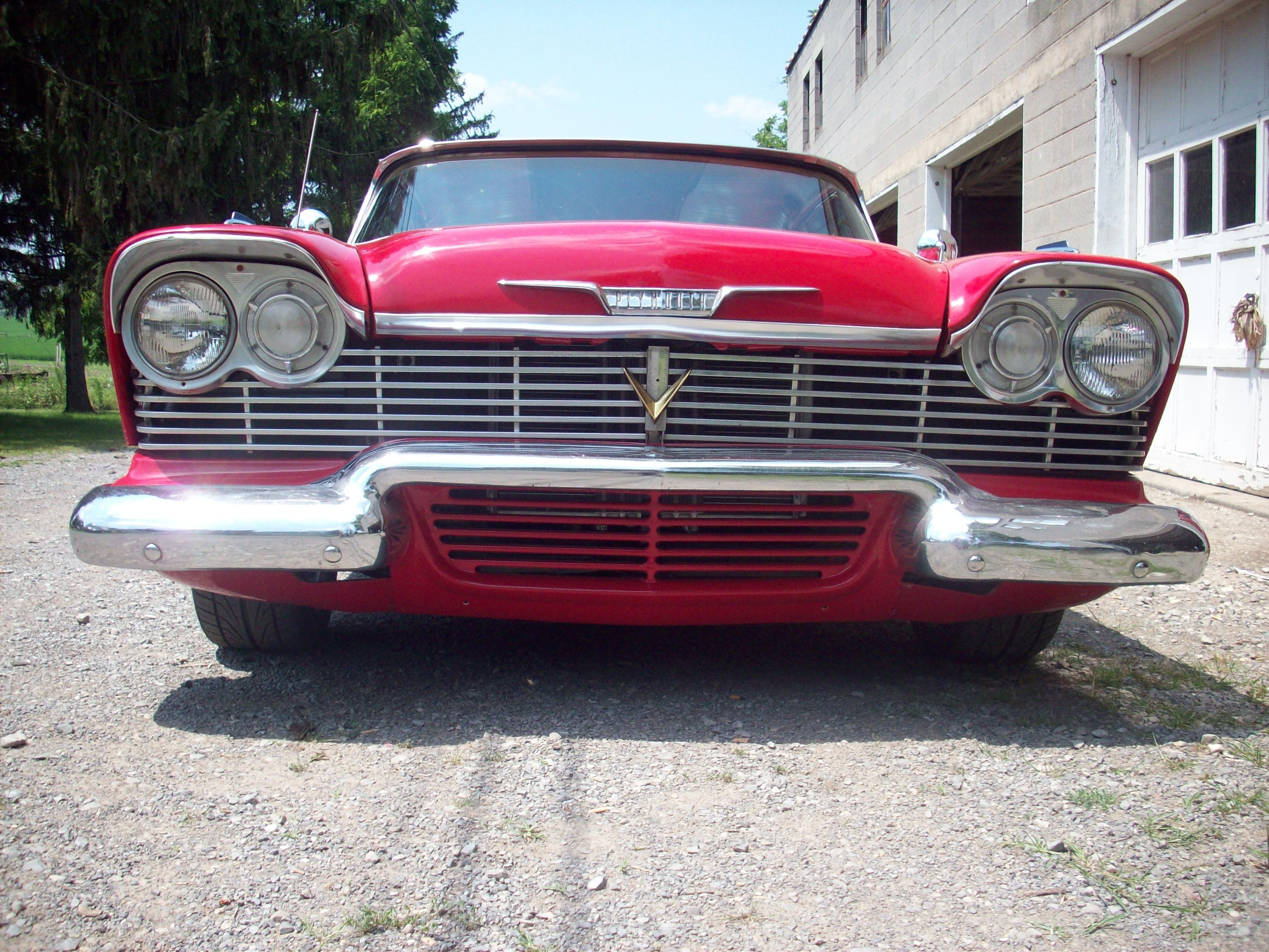 Another evil57 1957 Plymouth Belvedere post... - 7124006