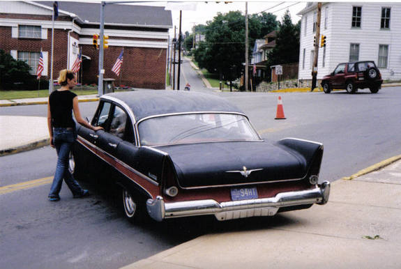 Another evil57 1957 Plymouth Belvedere post... - 7094797