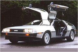DreamMachine99s 1981 DeLorean DMC-12
