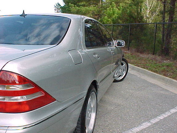 Another voicey2 2004 Mercedes-Benz S-Class post... - 7419092