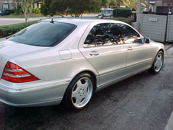 Another voicey2 2004 Mercedes-Benz S-Class post... - 7419093