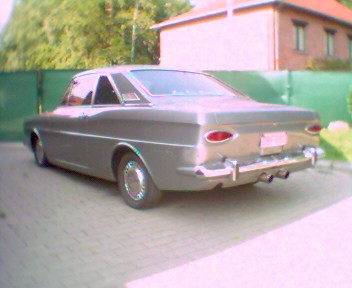 Another smallcoup 1967 Ford Taunus post... - 7094655