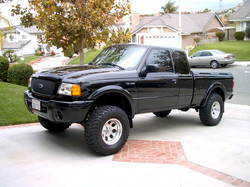 ajfiock 2001 Ford Ranger Regular Cab