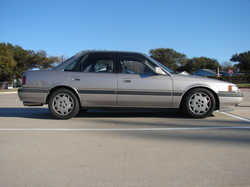 626DXGTs 1991 Mazda 626