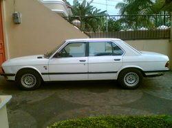 DidaDidas 1985 BMW 5 Series