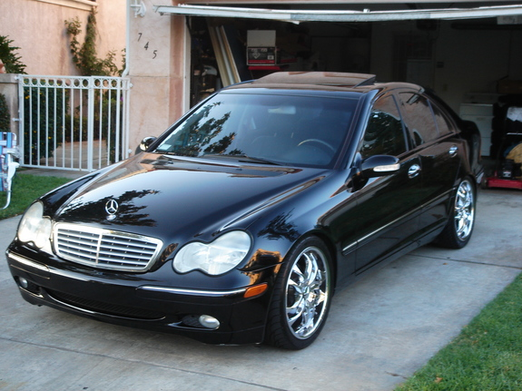 Cease101 2001 mercedes benz c class specs photos for Mercedes benz s class 2001